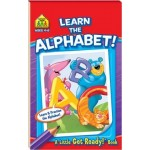 School Zone Get Ready Learn the Alphabet (Min Order Qty 2)