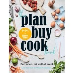 The Plan Buy Cook Book (Min Order Qty 1)