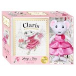 Claris: Book & Toy Gift Set (Min Order Qty 2)