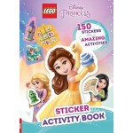 Lego Disney Princess: Sticker Activity Book (Min Order Qty 1)