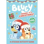 Bluey: Hooray, It's Christmas! A Sticker Activity Book (Min Order Qty 2) ***Released 3rd November***