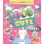 Let's Create Sticker Books—Cute  (Min Order Qty 2) ***Available November***