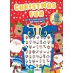 Christmas Fun Puffy Window Stickers Activity (Min Order Qty 2)