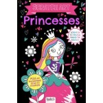 Scratch Art Princesses (Min Order Qty 2) ***Coming May***