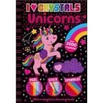 I Love Crystals Unicorns (Min Order Qty: 2)