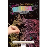 Scratch Art Creations Mythical (Min Order Qty 1)
