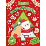 Classic Sticker & Activity Santa Surprise (2021) (Min Ord Qty 2) ***Coming November 2021***
