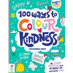 ***Coming August 2021***  Mindful Me 100 Ways to Colour Kindness (Min Ord Qty 2)
