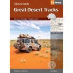 GREAT DESERT TRACKS ATLAS & GUIDE  # 5