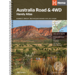 AUSTRALIA HANDY ATLAS #12