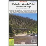 Rooftops Walhalla - Woods Point Map (Min Order Qty 1)