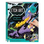 Etch Art Kit: Magical Creatures (Min Order Qty 2) ***Coming May 2021***