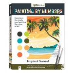 Painting by Numbers: Tropical Sunset