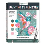 Painting by Numbers: Hummingbird