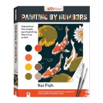 ***Coming July 2021*** Painting by Numbers: Koi Fish