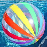 Beach Ball Rainbow (Min Order Qty 6)
