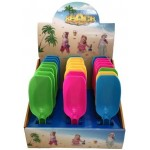 Beach Scoop 23cm Display of 24 (Min Order Qty 1)