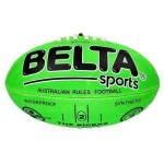 Aussie Rules Football Synthetic Size 2 Green (Min Order Qty 2)