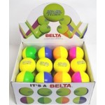 Sports Ball Ultra Bounce Display of 24