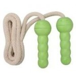 Skipping Rope 230cm Cotton/Recycled Assorted Colours (Min Order Qty 3)