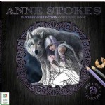 Anne Stokes Fantasy Collection Colouring Book (Min Order Qty 2)