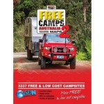 AFN Make Trax Free Camps Australia #2 with Location Maps (Min Order Qty 1)