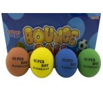 Hot Shot High Bounce Balls Display of 24 (Min Order Qty 1)