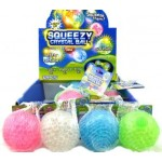 Flash Squeezy Crystal Ball - Display of 12