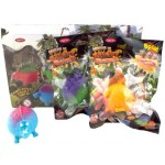Dinosaur Sticky Bomb  Assorted pack 12 (Min Order Qty 1)