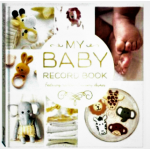 PRE-ORDER My Baby Record Book (2021 yellow Ed)   (Min Ord Qty 2)