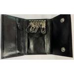 Keyring Wallet Black (Min Order Qty 4)