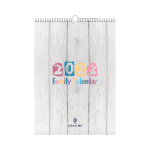 Collins 2022 Brighton Family Wall Calendar A3 Month to View (Min Order Qty 2) SPECIAL ORDER ITEM