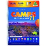 Camps Australia Wide #11 Spiral Bound (Min Order Qty 1) ***Available Now***