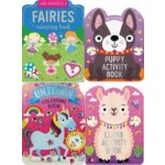 CBAST2 - Colour and Activity Books Pack of 20 Assorted (Min Order Qty 1 Pack)
