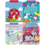 CBAST4 - Colour Books Pack of 20 Assorted (Min Order Qty 1 Pack)
