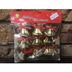 Christmas Bells - Pack of 9