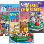 Aussie Christmas Colouring Books Assortment 2 Pack of 12 (Min Order Qty 1 pack)