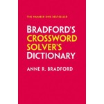Collins Bradford's Crossword Solver's Dictionary 11th Edition (Min Order Qty 2)