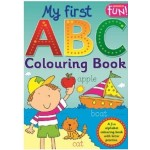 My First ABC & 123 Colouring Books (Min Order Qty 12)