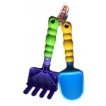 Scoop & Rake Set 26cm (Min Order Qty 1)