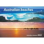 Australian Beaches 2022 Wall Calendar (Min Order Qty 5)