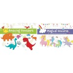 Holiday Fun Pad Assorted Pack of 6 (Min Order Qty 1)