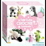 ***Coming July 2021*** Too Cute Crochet Animals (Min Ord Qty 2)