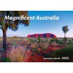 Magnificent Australian 2022 Wall Calendar (Min Order Qty 5)