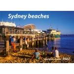 Sydney Beaches 2022 Wall Calendar (Min Order Qty 5)