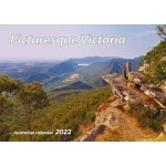 Picturesque Victoria 2022 Wall Calendar (Min Order Qty 5)