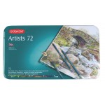 Derwent Pencils Artist Tin of 72
