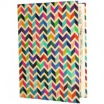 A4 Recipe Book Zig Zag (Min Order Qty 2)