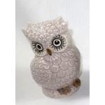 12cm Owls Tannira - Blush (Min Order Qty 1)