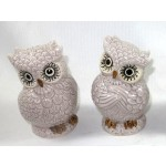 12cm Owls Tannira - Blush (Min Order Qty: Multiples of 8)